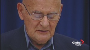 Court hears WWII survivor charged with wife's murder 'likely suffering from dementia'