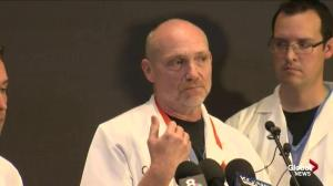 Doctor who treated UCC shooting victims talks about how troubling it was for him emotionally