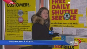 Parkdale neighbourhood grocery store temporarily closes, inconveniencing thousands