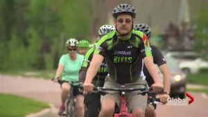 Moncton cyclists to honour fallen RCMP officers with ride