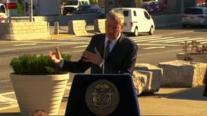 NYC mayor still waiting for five-year-old's Ebola test results
