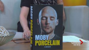 Moby reveals journey from poverty to international success in new memoir 'Porcelain'