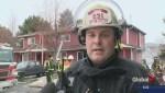 Fire damages West Kelowna townhouse complex