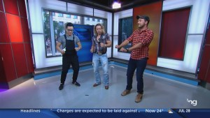 Country fans face off for Boots and Hearts
