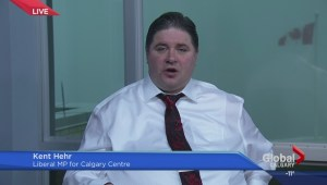 Kent Hehr discusses his government's approval of two pipelines