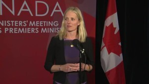 'We're still having discussions': McKenna addresses BC's concerns on climate deal