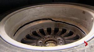 Pothole problems plague Montreal drivers