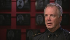 Calgary Police Chief Roger Chaffin part two
