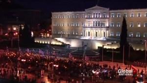 Greece election has Global financial markets bracing for turmoil