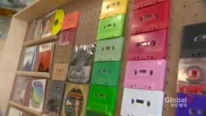 Cassette store opens in Toronto