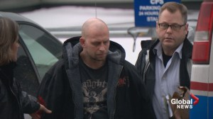 Allan Shyback found guilty of second-degree murder of wife Lisa Mitchell