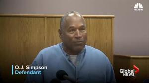 Reaction from across the spectrum after OJ Simpson granted parole