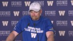 RAW: Mike O'Shea following Bombers win over Argos