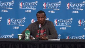 'They kicked our butts': Dwane Casey talks Raptors huge Game 5 loss