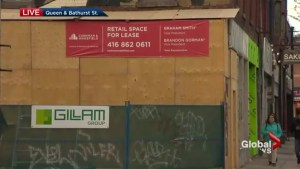 Queen Street West rent tough on small businesses