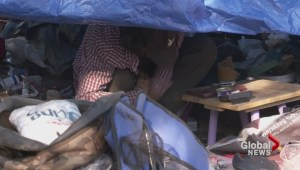 Abbotsford homeless campers evicted