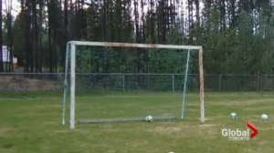 The death of a 15 year girl, killed by a falling soccer net in Bradford, prompts calls for new safety measures.