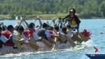 Cancer survivor's wish comes true at Calgary's Dragon Boat Race
