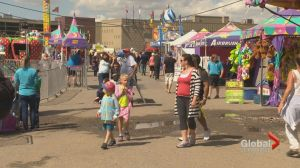 High attendance at this year's Whoop Up Days