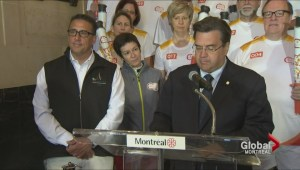 Pan Am Torch Relay comes to Montreal