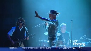 Doctor for Tragically Hip's Gord Downie 'impressed' by rock icon's resiliency