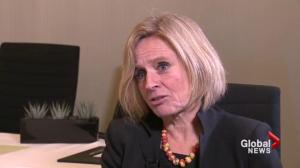 Why Alberta Premier Rachel Notley is making a pipeline pitch