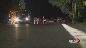3-car accident leaves 9 injured