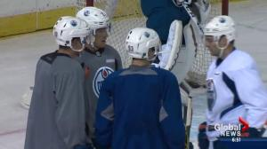 Oilers decide on no captain