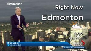 Edmonton early morning weather forecast: Friday, June 16, 2017