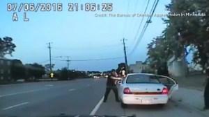 Police dashcam video of Philando Castile shooting released