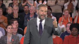 Tom Mulcair releases full NDP policy platform for the 2015 election