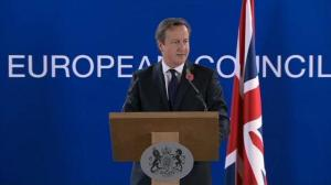 Angry David Cameron says Britain will not pay 2.1 billion Euro bill to EU