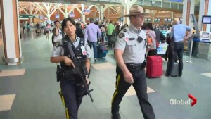 YVR increases security