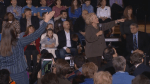 """Hillary Clinton tells heckler: """"You are very rude"""""""