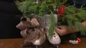 Home for the holidays:  unique decorations on any budget