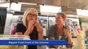 YVR Food Fest showcases Vancouver's diverse culinary scene