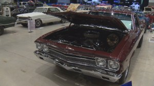 World of Wheels wows