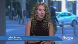 Haley Reinhart says she is working on a new E-P