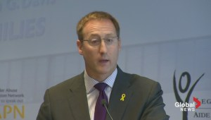 "MacKay: ""We are not immune from what is happening in other parts of the world"""