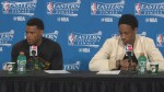Toronto Raptors' Kyle Lowry vows to be better after rough Game 2