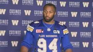 RAW: Blue Bombers Jackson Jeffcoat – July 12