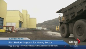 BIV: First Nations support for mining sector