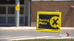 Voter turnout drops in Nova Scotia's 2017 provincial election