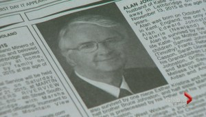 Hundreds attend service for Alan Johnston, victim of Whoop Up Drive