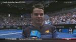 Canadian tennis star Milos Raonic dedicates win to La Loche