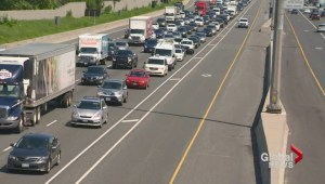HOV lanes already causing delays ahead of Pan Am Games