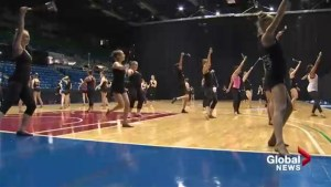 Baton twirling advocates say more promotion of their sport is needed