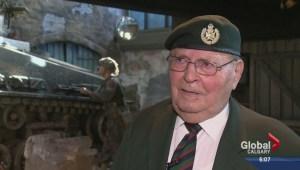 Calgary D-Day veteran awarded France's Legion of Honour
