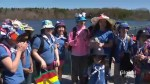 1000 Girl Guides gather in Maritimes rally
