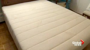 Customer refunded for $4,300 organic bed